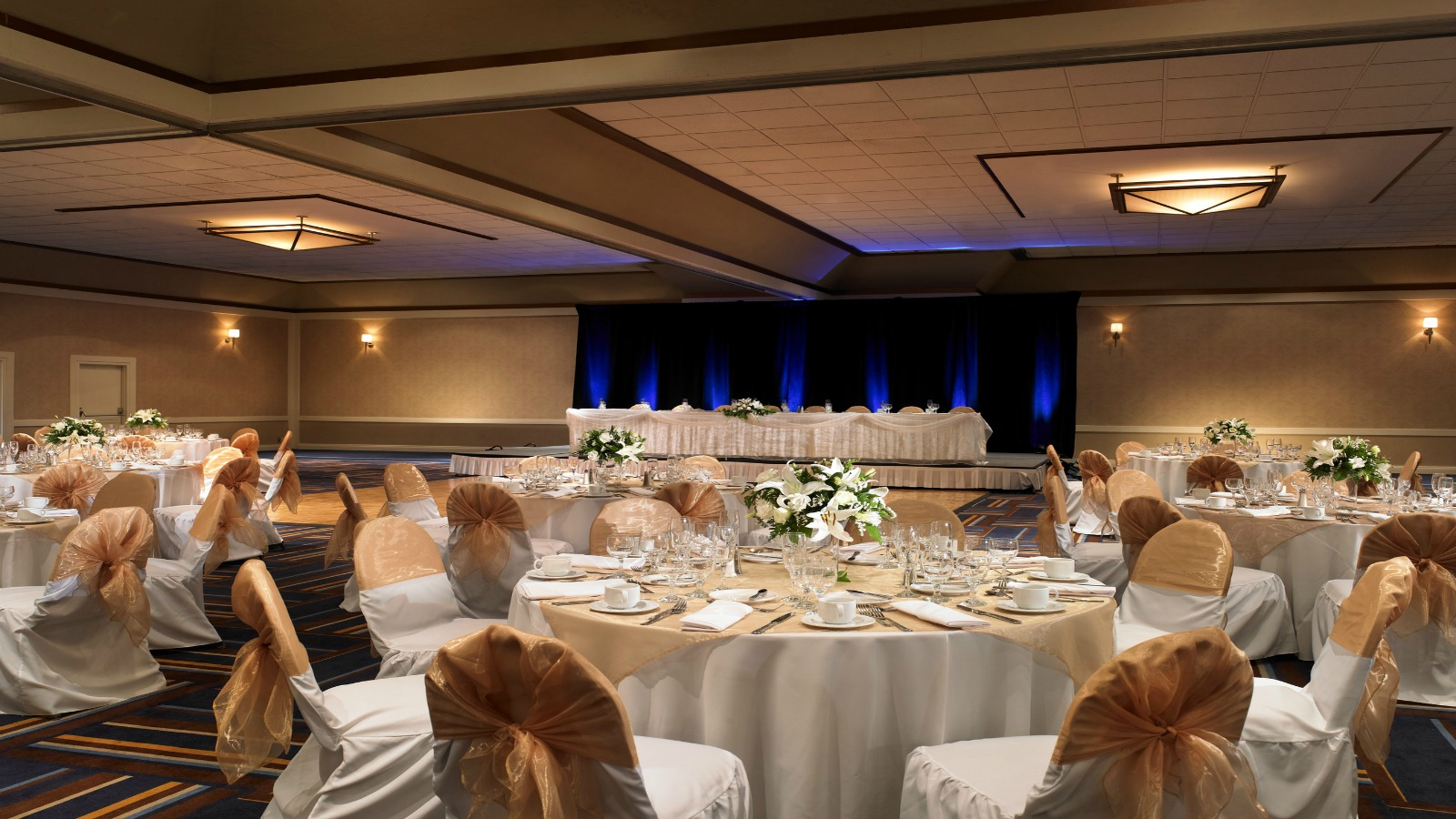 Los Angeles Wedding - Ballroom